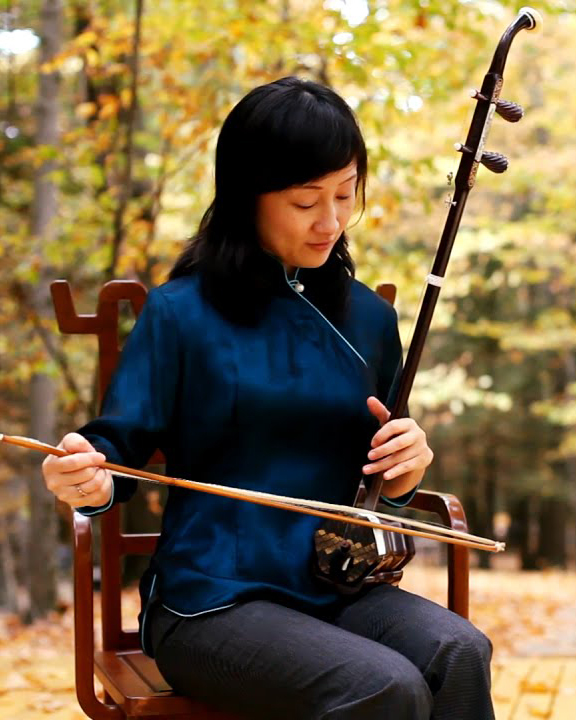 Raising Spirits, Fostering Hope…Erhu Camp